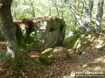 Cañones y nacimento del Ebro - Monte Hijedo;equipo de senderismo;senderismo por la sierra de madrid